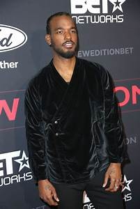 Luke James in BET's 'The New Edition Story' Premiere ...