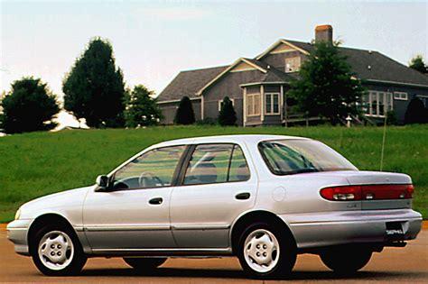 96 Kia Sephia by 1994 04 Kia Sephia Spectra Consumer Guide Auto