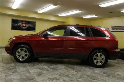 Sell Used 2006 Chrysler Pacifica Touring In 7900 Pendleton