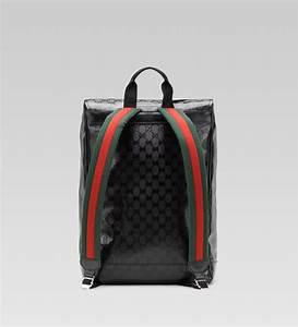 72fb8dd8abb Images of Gucci Backpack Black -  golfclub