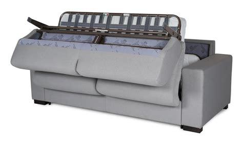 canapé lit vrai matelas canapé convertible avec matelas my