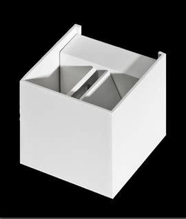 box slot plaster wall light