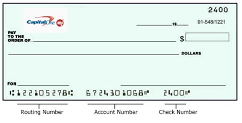 capital  routing number  wiring instructions