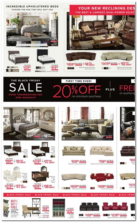city furniture black friday ads sales deals