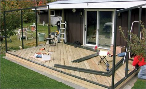 diy sunroom kits sunporch sunrooms  easy  assemble