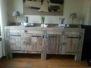Schminktisch Aus Paletten : design your own pallet wood kitchen cabinets pallets designs ~ Markanthonyermac.com Haus und Dekorationen