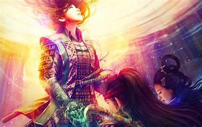 L5r Artwork Fantasy Wallpapers Desktop Background Backgrounds