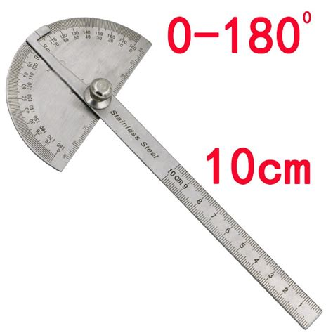stainless steel  degree protractor angle finder