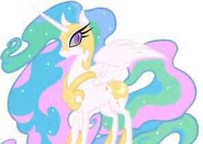 Princess Celestia as Nightmare Moon