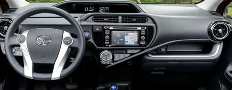 What's New For The 2016 Toyota Prius C?