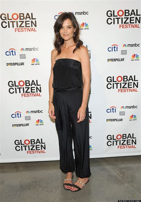 Katie Holmes Should Have Re Thought That Jumpsuit
