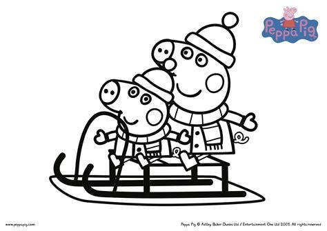 Print Peppa Pig Coloring Pages at GetDrawings Free download