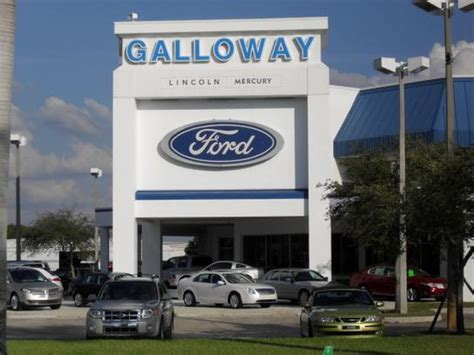 Sam Galloway Ford car dealership in Fort Myers, FL 33907