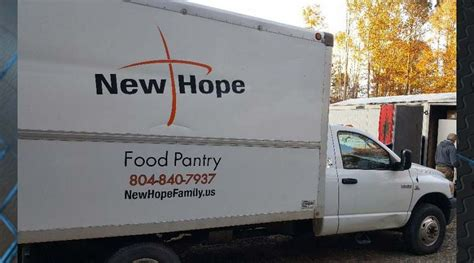 Food Pantry Richmond Va Mobile Food Pantry Serving Hundreds Of Families Needs New