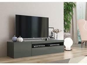Tele 190 Cm : meubles t l design pour vos appareils hifi ~ Teatrodelosmanantiales.com Idées de Décoration