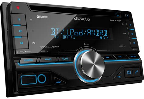 Receivers • Dpx306bt Features • Kenwood Europe