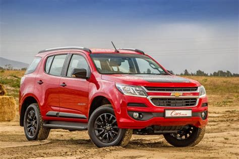 Review Chevrolet Trailblazer by Chevrolet Trailblazer 2 8d Z71 4x4 Auto 2016 Review