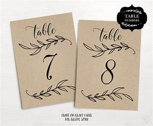 Wedding table numbers 1 40 rustic wedding table numbers template flat reserved and head for Wedding table numbers template