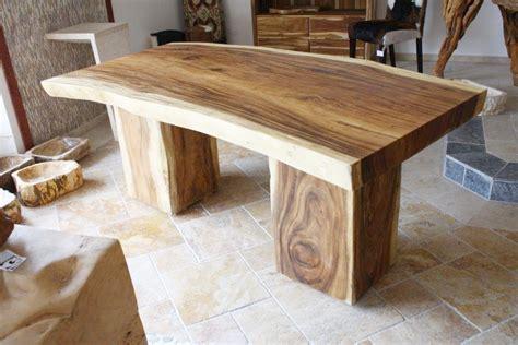 tisch aus einem baumstamm tisch aus einem baumstamm der tischonkel