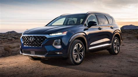Allnew 2019 Hyundai Santa Fe Has Us Debut At Nyias