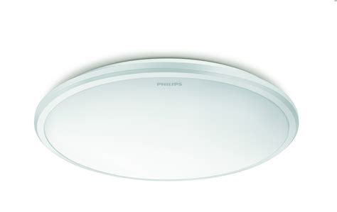 salmon bros philips led ceiling oyster comes in warm white or day light