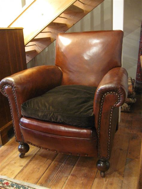 antique club chairs antique leather club chair antiques atlas 1262