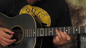 Learn How To Play Acoustic Blues Guitar Solos