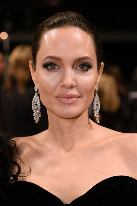 Angelina Jolie 2018 British Academy Film Awards