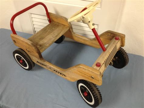Permalink to Wooden Radio Flyer