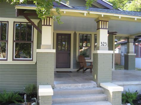 Craftsman Front Porch  Traditional  Porch  San Diego