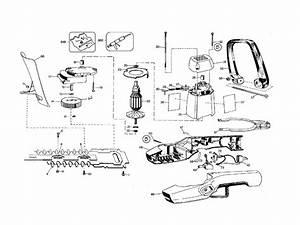 33 Black And Decker Grass Hog Parts Diagram