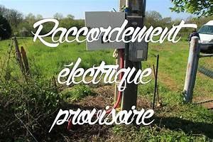 Demande De Raccordement Edf : raccordement lectrique provisoire comme un pingouin ~ Premium-room.com Idées de Décoration
