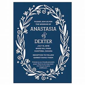 fancy vintage seed paper wedding invitation plantable With fancy that wedding invitations
