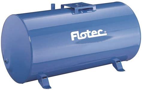 Flotec Fp7210-00 Horizontal Pressure Tank, 30 Gal, 3/4 In