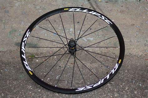 mile test mavic ellipse bike wheels review