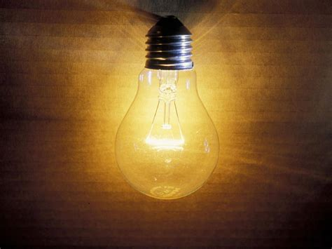 fashioned light bulbs could be set for comeback after