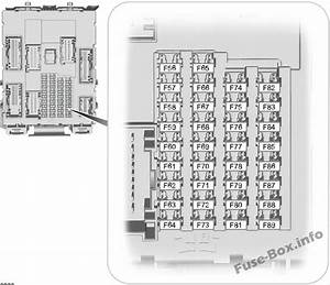 Fuse Box Diagram Ford Focus  2015