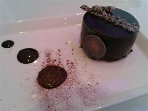 dessert au chocolat noir dessert toulouse lautrec au chocolat noir picture of l atelier renault cafe tripadvisor