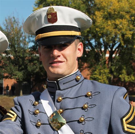 cadet jacob priester earns appointments