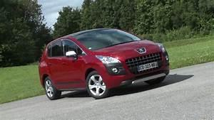 Peugeot 3008 Essai : essai peugeot 3008 2l hdi 150ch doovi ~ Gottalentnigeria.com Avis de Voitures