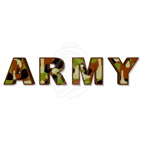 Army Clipart Army Clip Cliparts