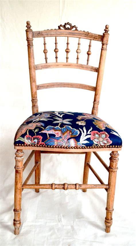 chaise tapissier chaise volante napoléon iii pauline krier tapissier