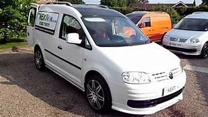 Volkswagen Caddy Van : vw caddy sportline conversion custom van youtube ~ Medecine-chirurgie-esthetiques.com Avis de Voitures
