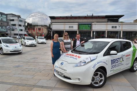 Bristol Green Capital Takes Charge Of Electric Cars Under