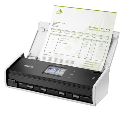 buy brother duplex document scanner ads  price