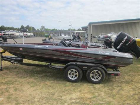 Used Triton Boats In Arkansas by Boatsville New And Used Triton Boats