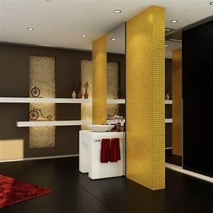 Inspirational bathrooms for Designer bathroom designs