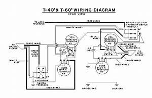 Peavey T 60 Electric Guitar Pickup Wiring Diagrams