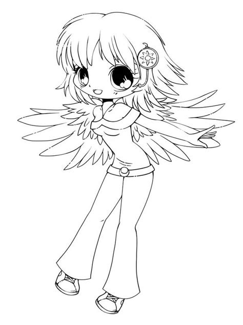 chib coloring pages learny kids