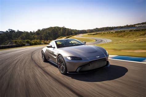 Entry Level Aston Martin by 2019 Aston Martin Vantage Ups The Entry Level Ante W